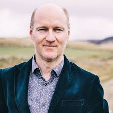 Su-a Lee and Donald Shaw podcast interview at SEALL Festival of Small Halls, Isle of Skye